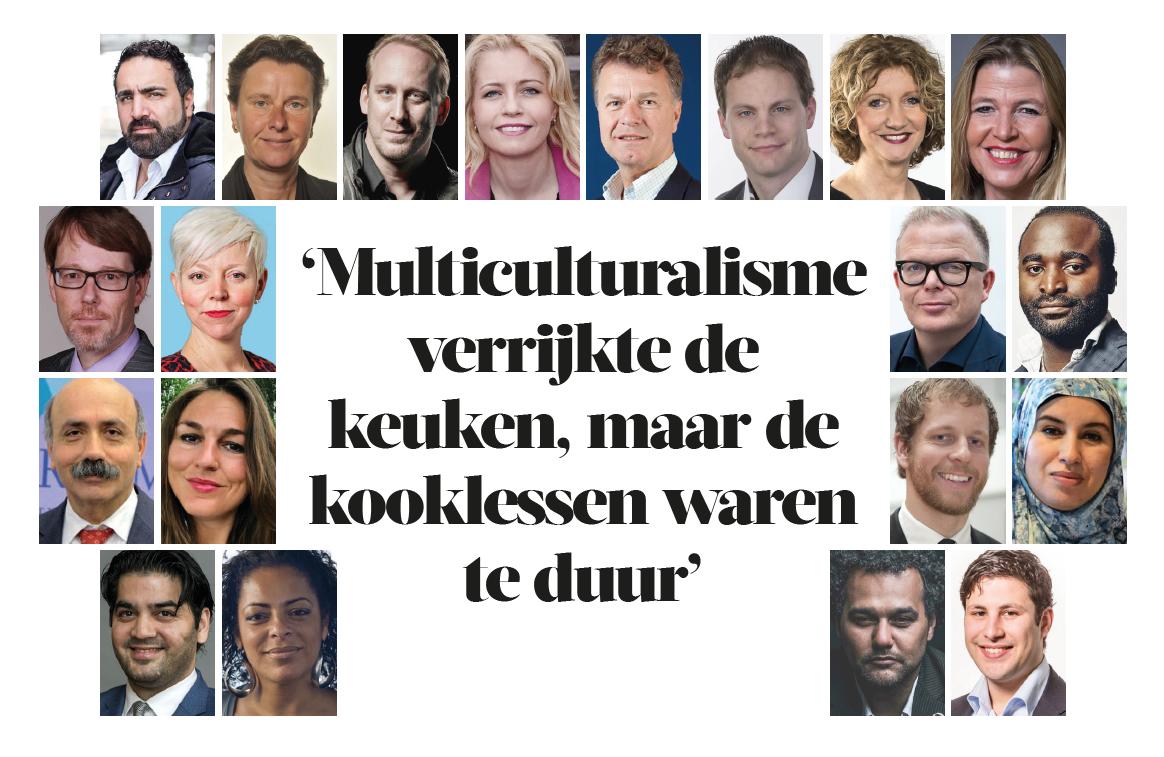 Multiculturalisme Verrijkte De Keuken Maar De Kooklessen Waren Te