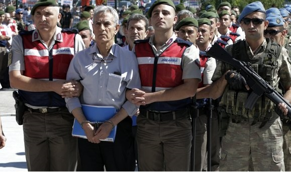 Turkije: levenslang voor 128 vermeende coupplegers