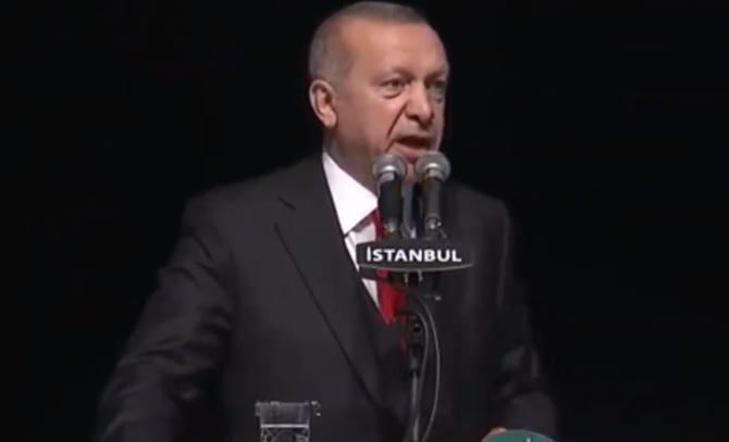 Erdogan: 'CHP verandert Istanbul in Constantinopel'