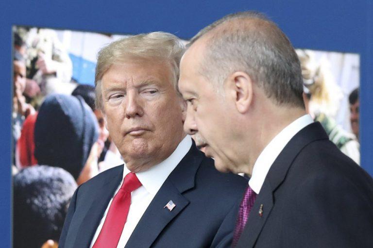 Erdogan koopt Russische raketten en dreigt uit NAVO te stappen, Trump twijfelt
