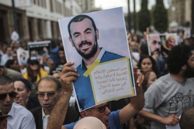 'Marokkaanse koning verleent gratie aan opgesloten Rif-activisten'