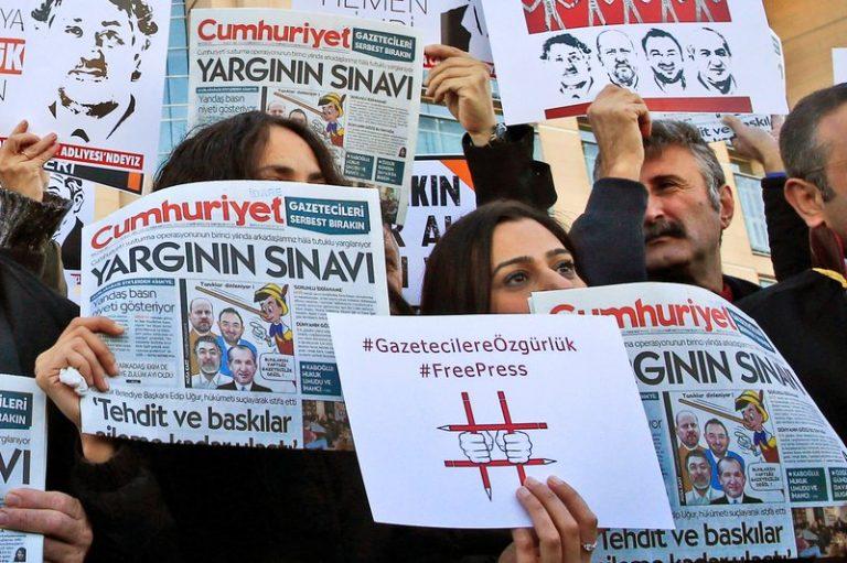 Rapport: Turkije censureert kwart miljoen websites
