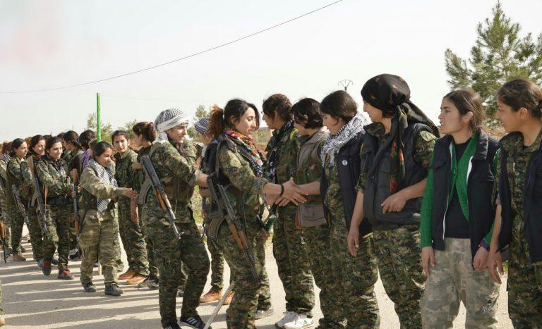 'Turkije wil Koerden in Syrië aanvallen, maar durft het niet'