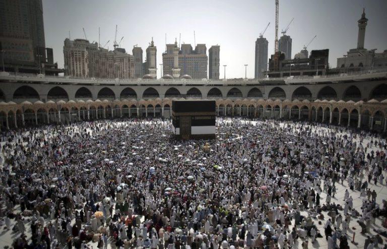 Moslims boycotten Mekka vanwege gedrag Saoedische kroonprins