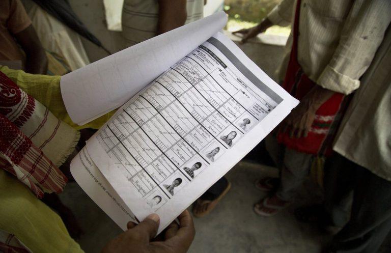 Miljoenen Indiase moslims dreigen staatsburgerschap te verliezen