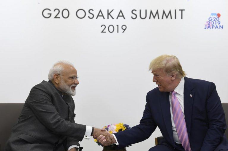 Trump wil bemiddelen rond Kashmir: 'Moslims en hindoes gaan er niet goed samen'