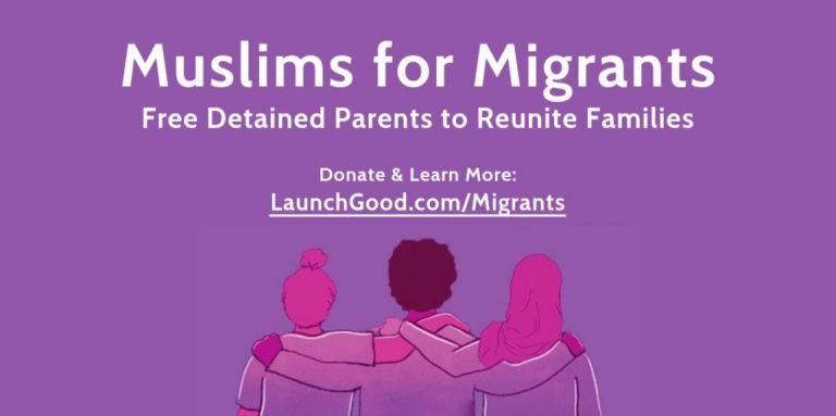 Moslimorganisatie haalt 125 duizend dollar op voor migranten in detentiecentra VS