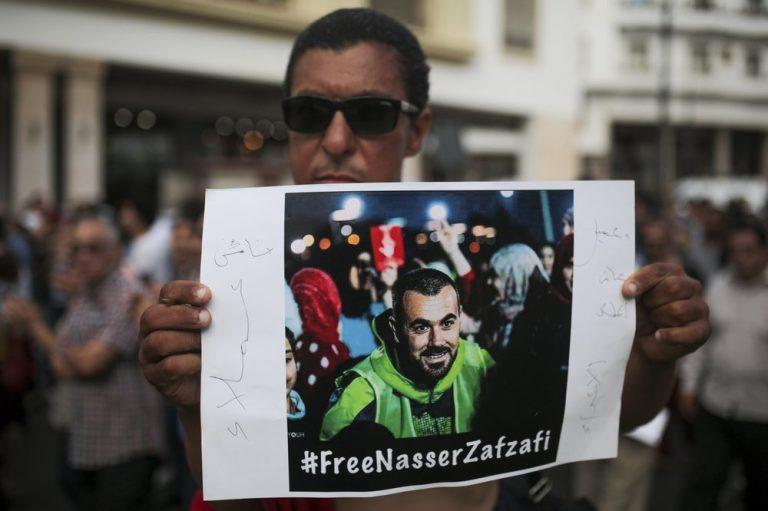 Gevangen Rif-activisten willen af van Marokkaanse nationaliteit