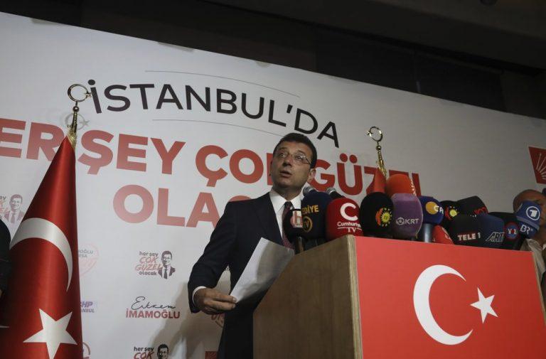 Turkije: Istanbulse CHP-burgemeester en Koerden slaan handen ineen tegen Erdogan