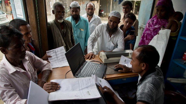 Bijna twee miljoen Indiase moslims plotsklaps stateloos