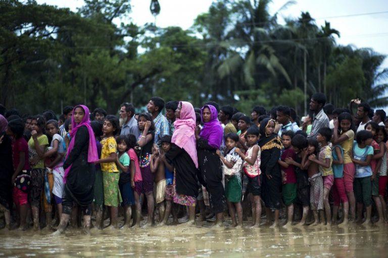 VN: voor 600.000 Rohingya die Myanmar niet hebben verlaten dreigt genocide