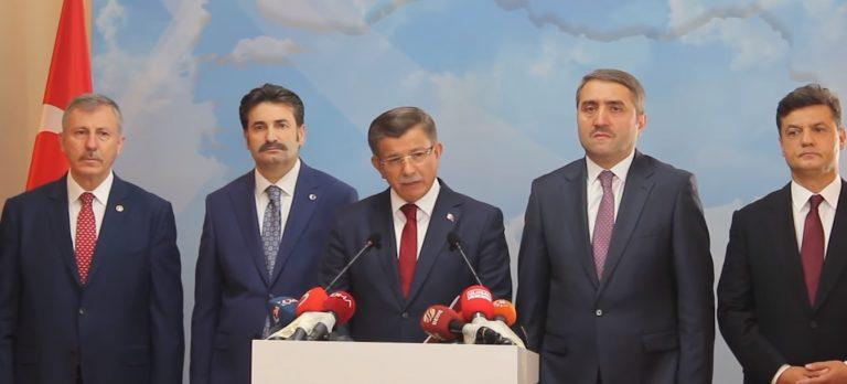 Erdogan krijgt concurrent erbij: Turkse oud-premier richt nieuwe partij op