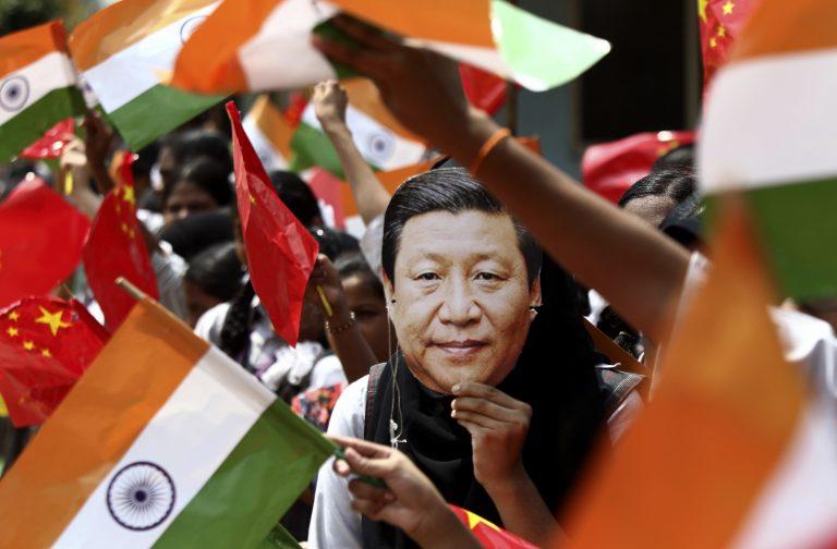 China en India praten over heet hangijzer Kashmir