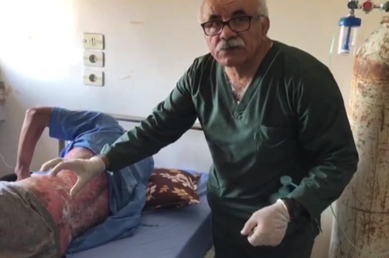 'Witte fosfor waarmee Turkije Koerden bombardeerde mogelijk van Britse afkomst'