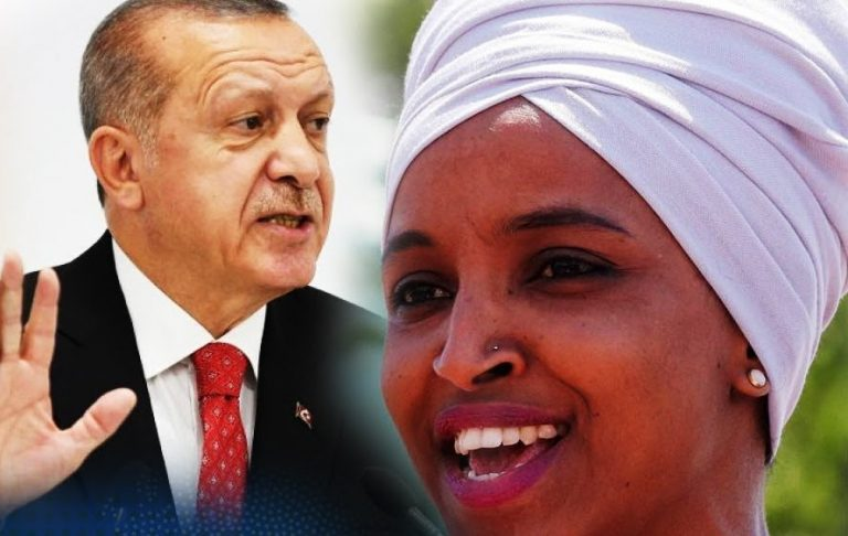 Omstreden Democraat Ilhan Omar stemt tegen erkenning Armeense Genocide en sancties Turkije