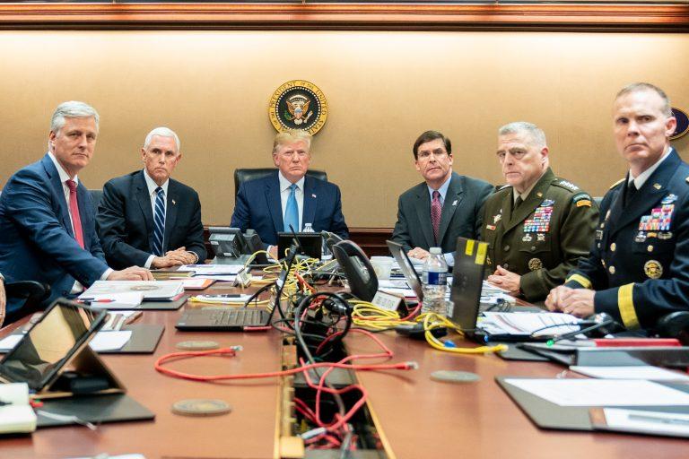 Al-Baghdadi uitgeschakeld ondanks Trump en niet dankzij, zeggen Pentagon-bronnen