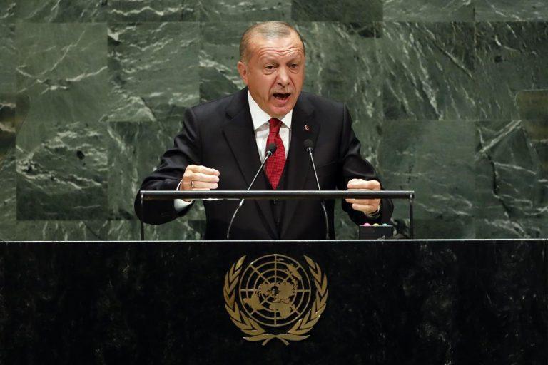 'Erdogan voorzitter bij aankomende VN-vluchtelingenconferentie'