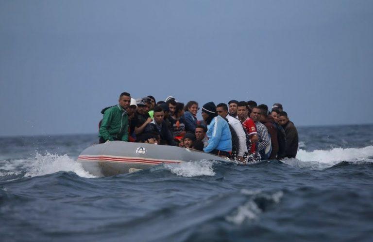 Aantal bootmigranten dat via Marokko Europa bereikt sterk gedaald
