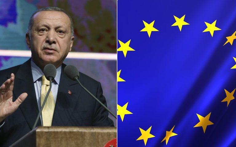 EU zegt niet te gaan betalen voor Turkse 'safe zone' in Noord-Syrië