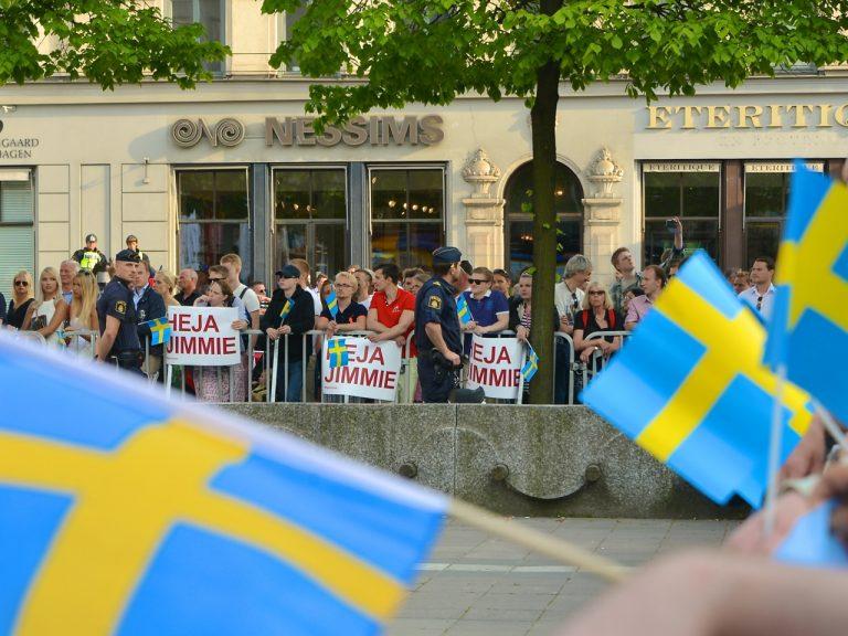 Zweden: radicaal-rechtse Zweden Democraten grootste in de peilingen