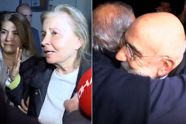 Turkije laat journalisten Ahmet Altan en Nazli Ilicak na drie jaar weer vrij