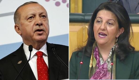 Turkse oppositiepartij HDP beschuldigt Erdogan van genocide op Koerden