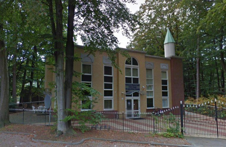 Lugubere vondst in brievenbus Zeister moskee: dreigbrief met getekende galg
