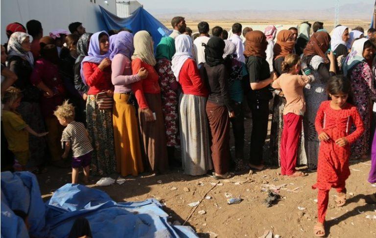 'Jezidi-vrouwen nog steeds misbruikt als seksslaven in door Turkije bezet Syrië'