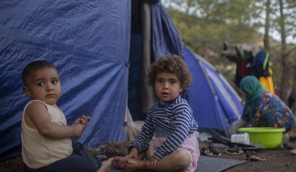 Oproep NGO's aan Rutte: haal vluchtelingen weg van Griekse eilanden
